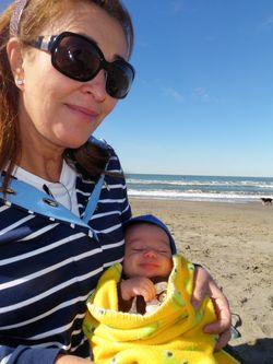 Tiago na Praia